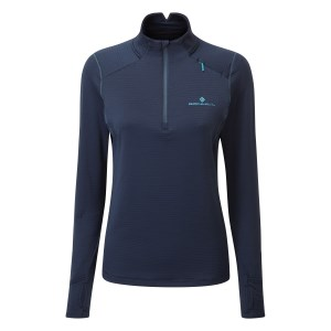 Ronhill Tech Matrix 1/2 Zip Womens Thermal Jacket