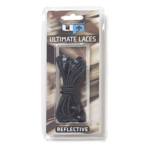 UP Reflective Elastic Running/Triathlon Shoe Laces