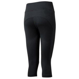 Ronhill Core Womens Running Capri Tights - Black