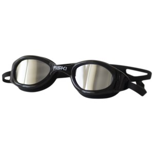 Fiski Hunter Polarised Swimming Goggles - Panther