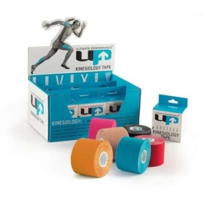 1000 Mile UP Kinesiology Tape - Pink